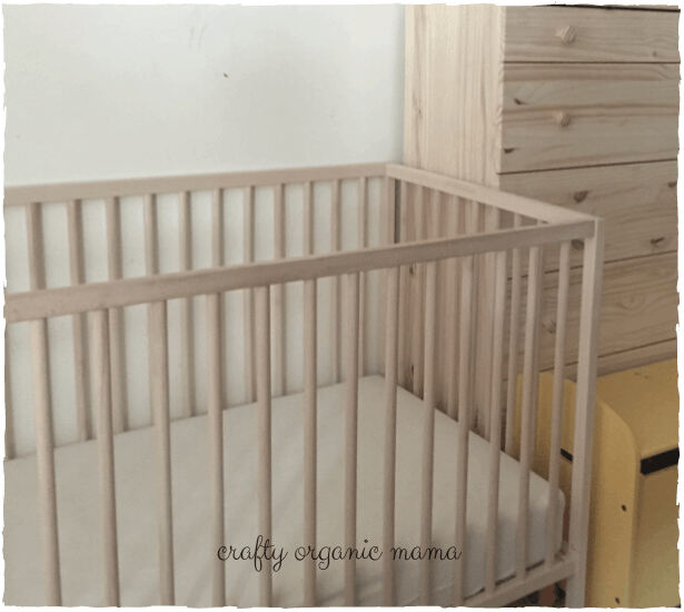 plan a healthy organic baby nursery