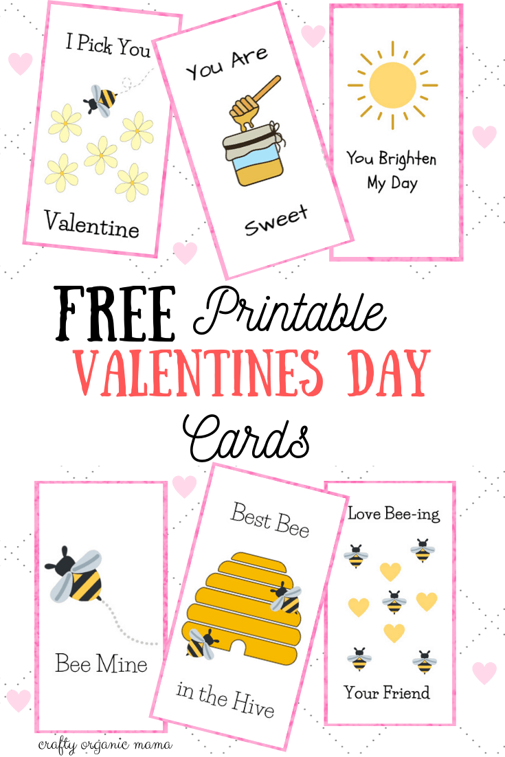 DIY Valentines for Toddlers and Preschool Classmates