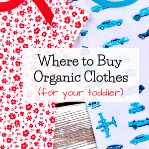 organic toddler clothes