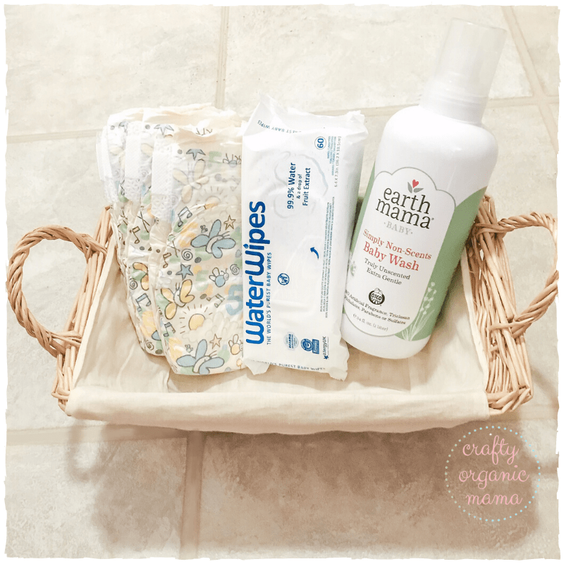 Non-Toxic Baby CarePackage