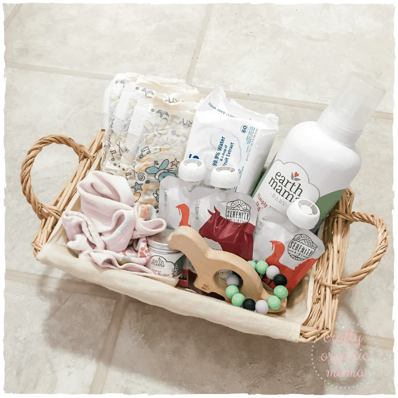 Organic Baby Care Package Ideas